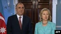 ԱՄՆ-ի արտգործնախարարը հանդիպել է Ադրբեջանի իր գործընկերոջ հետ