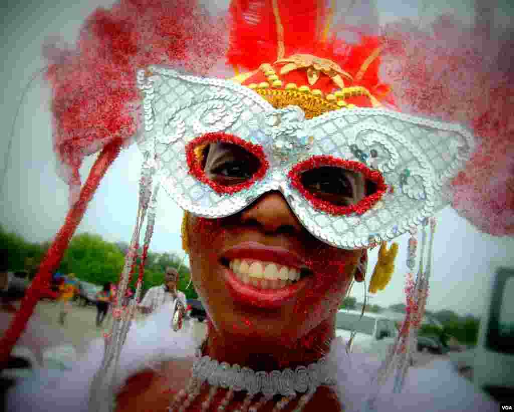 Карнавал народов стран Карибского бассейна