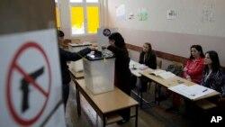 11月3日科索沃举行地方选举