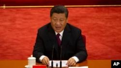 中共領導人習近平。(資料圖片)