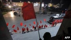 Бишкек. Кыргызстан. 10 октября 2010