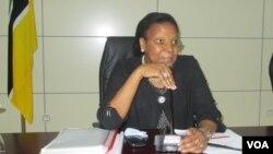 Lúcia Maximiano do Amaral, Procuradora-Geral Adjunta de Moçambique