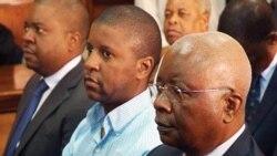 Defesa pede libertação imediata de filho e antiga secretária do antigo Presidente Guebuza