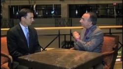 گفتگو با الن ایر پیرامون مذاکرات با ایران در آلماتی