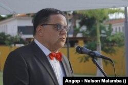 Angola Carlos Sao Vicente