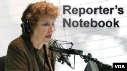 Reporter's Notebook