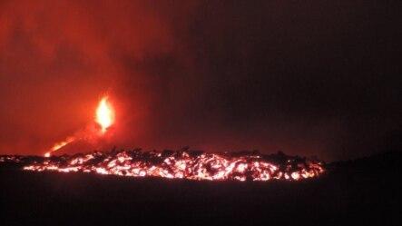Lavas do Vulcão do Fogo
