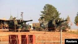 ترکیه می گوید در حمله این گروه به مواضع داعش ۳۴ نفر کشته شدند.