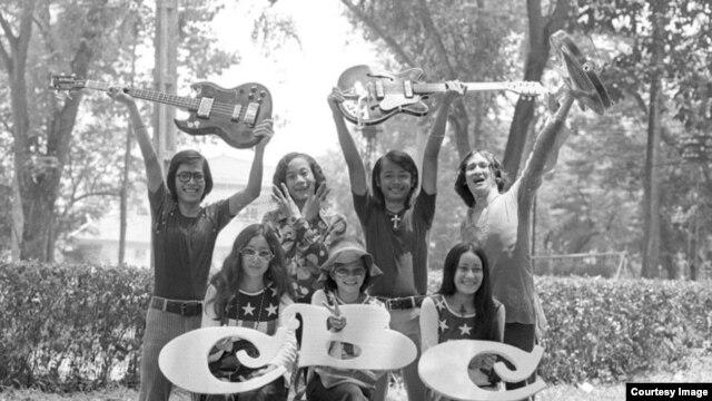 Ban nhạc CBC đã bắt đầu hoạt động từ tháng Bảy năm 1963.