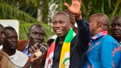 """""""Comunidade internacional deve assumir as suas responsabilidades em relação à Guiné-Bissau"""", Simões Pereira - 2:50"""