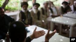 هیات سه نفری طالبان روز گذشته وارد اسلام آباد شد.