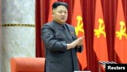 김정은 북한 국방위원회 제1위원장. (자료사진)