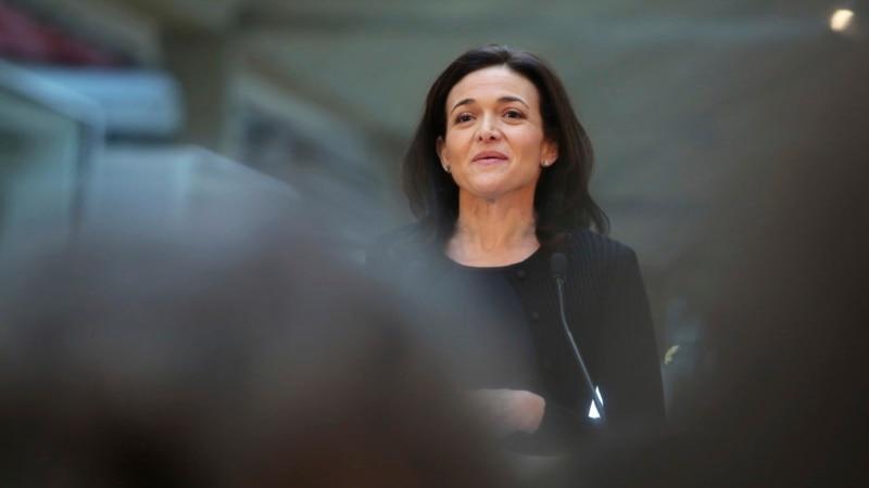 Facebook's Sandberg Warns of Backlash Against Women