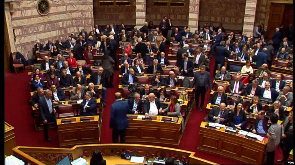 Greqia ratifikon protokollin për anëtarësimin e Maqedonisë së Veriut në NATO