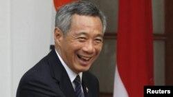 Thủ tướng Lý Hiển Long của Singapore