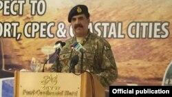 Panglima militer Pakistan Jenderal Raheel Sharif (foto: dok).
