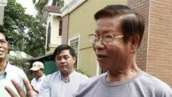 صدها زندانی سياسی در برمه آزاد شدند