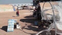 Displaced Syrians Despair Over Civil War