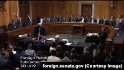 Сенат. Слухання по Україні