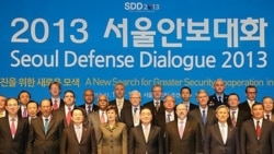 [인터뷰 오디오 듣기] 한국 국방부 군비통제과장 백경희 부이사관
