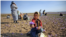 <div>برداشت زعفران در خراسان شمالی<br /> عکس: پیمان حمیدی پور</div>