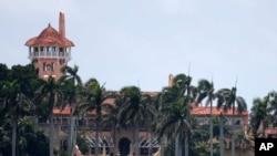 Trampov kompleks na Floridi Mar-a-Lago