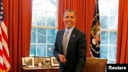 باراک اوباما مبارزه با دهشت افگنی را پنجمین دستاورد حکومتش حساب کرد