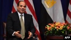 عبدالفتاح السیسی، رییس جمهوری مصر - آرشیو