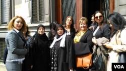 Fayli Kurd Conference in Brussel
