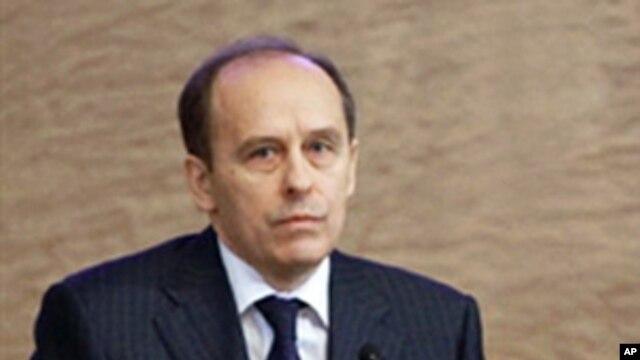 Chief of the Federal Security Service (FSB) Alexander Bortnikov (file photo - January 25, 2011)