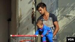 Mladi Rom kao zanatlija ne može naći posao