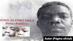 Livro de Nuno Álvaro Dala, activista angolano