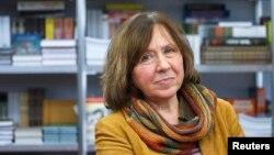 Svetlana Alexievitch, prix nobel 2015