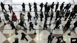 Благ растеж на американската економија