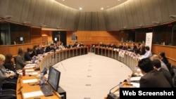Urmiyə Gölü Konfransı - Avropa Parlamenti, Noyabr 2015