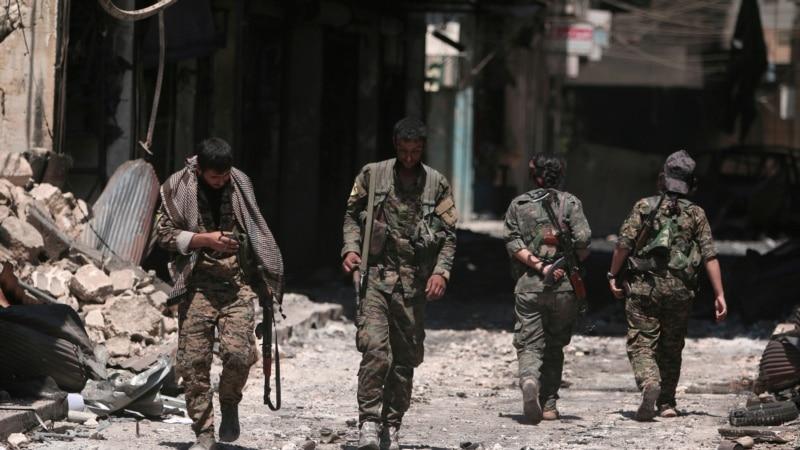 هێزەکانی سوریای دیموکرات بەڵێن دەدات ئەرکە سەربازییەکان دژی ڕێکخراوی داعش زیاد بکات