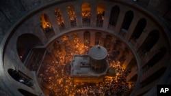 Yerusalem adalah kota suci bagi tiga agama: Islam, Kristen, dan Yahudi.
