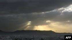 Столица Йемена - город Сана.