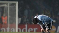 توقف آرژانتین در دومین گام
