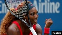 美国网球选手塞雷娜•威廉姆斯