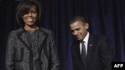 Đệ nhất phu nhân Hoa Kỳ Michelle Obama nói phu quân của bà đã ngưng hút thuốc lá vĩnh viễn