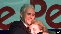 In Pictures: Mike Pence Through the Years