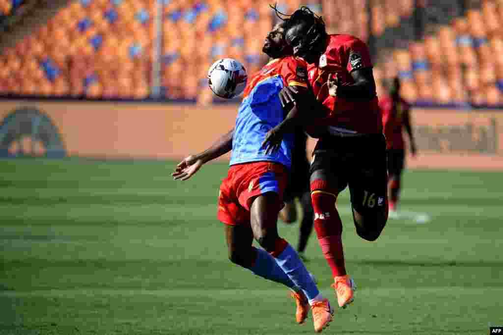 بیست و سومین دور جام ملتهای افریقا ۲۲ ماه جون در مصر با حضور ۲۴ تیم برگزار شد