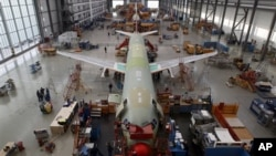 Сборка Airbus A320