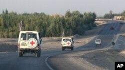 شش کارمند صلیب سرخ دیروز در نتیجۀ حمله مسلحانه در جوزجان کشته شدند