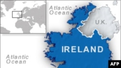Bom xe nổ gần đồn cảnh sát ở Bắc Ireland