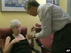 安娜·斯特鲁德使用传统医学和替代医学抗癌