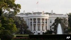 미국 워싱턴의 백악관 건물 (자료사진)