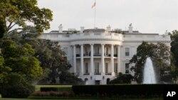 미국 워싱턴의 백악관 건물. (자료사진)