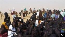 Direktur World Vision International di Mali, Justin Douglass, mengatakan warga, khususnya perempuan dan anak-anak, mengalami stres (Foto: Dok).